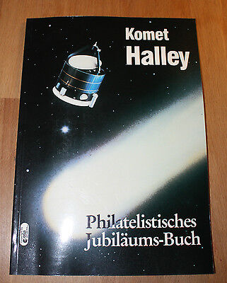 "Philatelistisches Jubiläums-Buch "" Komet Halley """