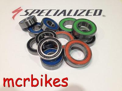 Specialized Epic Fsr 04-08 Frame Pivot Bearings Chrome Steel Max Grease Fill