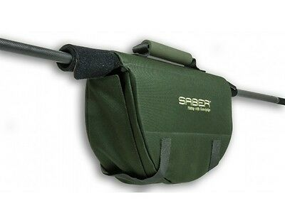 Saber Reel Protector Cover, Protects your Reel While on the Rod, Takes Big Pits