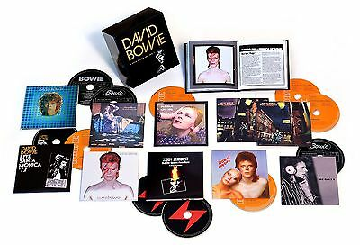 David Bowie - Five Years 1969-1973 [9 Album] 12 CD BOX SET New 2015 Remasters