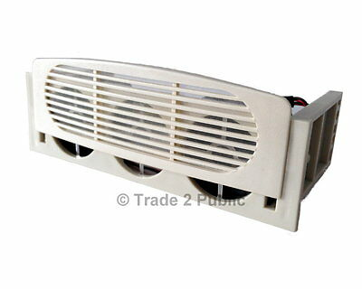 "Evercool 5.25"" To 3.5"" Bay Conversion Kit Fan Cooler"