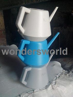 LONG NOSE Bodna Lota Toilet Wash Jug Strong Plastic Cleaning GREAT ESSENTIALS
