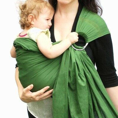 Baby Carrier Sling Wrap Adjustable Infant Newborn Rider Backpack Pouch NEW