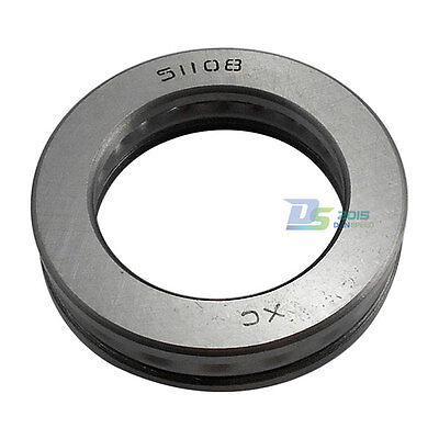 Thrust Ball Bearing 3 Part 51108 40x60x13mm Thrust Bearings 40/60/13mm