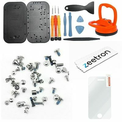 Zeetron Premium Screw Kit Replacement Do It Yourself Kit #3689 for iPhone 5C NEW