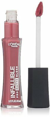 L'Oreal Infallible Pro Matte Gloss ~ Choose From Over 8 Shades