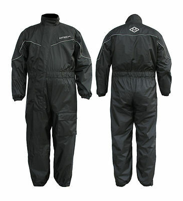 New 1 PC Motorbike Rain Suit Wet Weather Suit pants Jacket Rain Wear