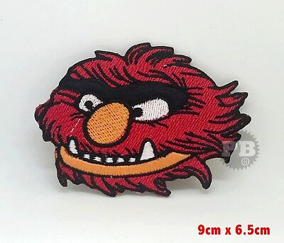 # 995 The Muppets Animal Cartoon Embroidered Iron On Applique Patch