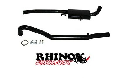 "Vn-Vr Holden Commodore V6&v8 Sedan Solid Axle 2.5""cat Back Sports Exhaust System"