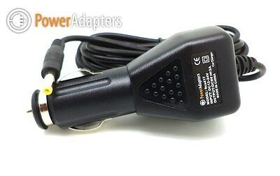 Alba DVD-273 DVD player 12v car charger cable lead