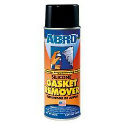 ABRO Silicone Gasket Remover Aerosol Cleaner 227 Gram