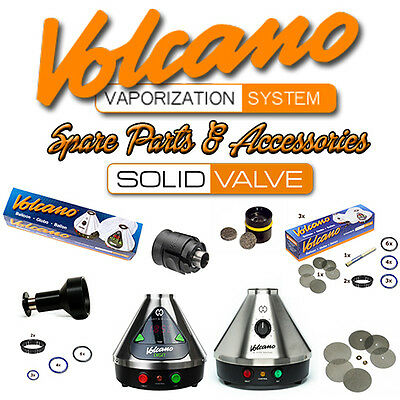 Solid Valve Spare Parts for Volcano Vaporizer - Brand New Vaporizer Accessories