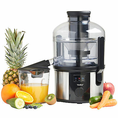 Vonshef Professional Slow Masticating Juicer Review : Juicers & Presses, Small Kitchen Appliances, Appliances, Home, Furniture & DIY 9,071 Items ...