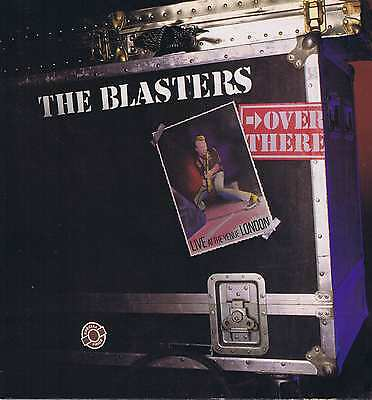 The Blasters – Over There – 92.3735-1 – LP Vinyl Record