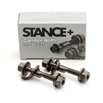 Stance+ 10mm Front Camber Adjustment Alignment Bolts CB10
