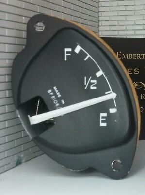 Land Rover Series 2a 3 Jaeger Smiths Instrument Panel Fuel Gauge OEM 555835