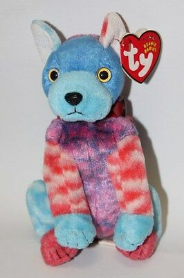 TY Beanie Baby Hodge-Podge the Dog (2002) BNWT
