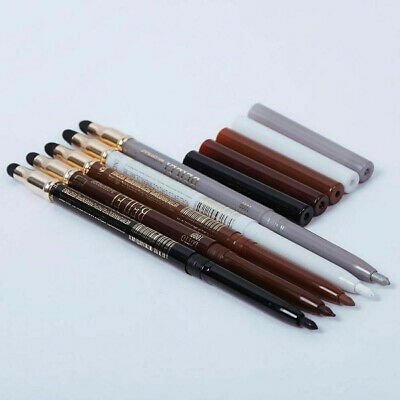 eyeliner khol gras waterproof automatique retractable estompeur  taille crayon
