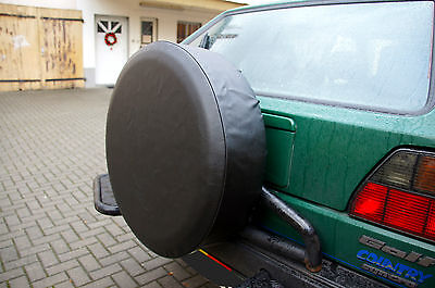 SPARE WHEEL TYRE COVER 25´´ Inches 4x4 Honda Suzuki VW Ford Caravan Trailer