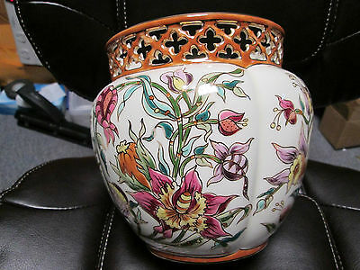 Zsolnay Natural Color Cachepot Large