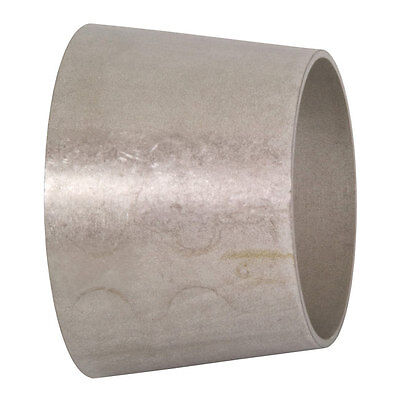 """4"""" x 3"""" Buttweld Concentric Reducer, 304 Stainless Steel, Mill ID/OD"""