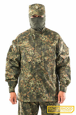 "Combat jacket military camouflage army uniform tunic ""Tactical"" Flecktarn sale"
