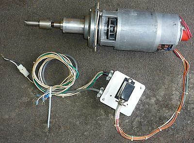 Sorvall RC-3 CENTRIFUGE MOTOR TACHOMETER GENERATOR 61486-11 WITH PARTS