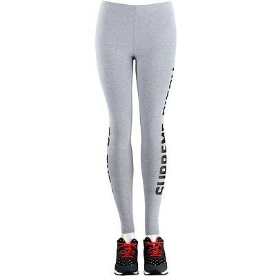 $44 Married To The Mob Women Supreme Bitch Leggings gray heather gray