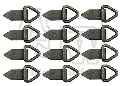 24 X Triangular Heavy Duty Lashing Ring Trailers Recovery Truck Body Tie Down