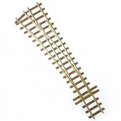 GRS Manual points left for Regular track gauge 3 2 (64 mm) + screws