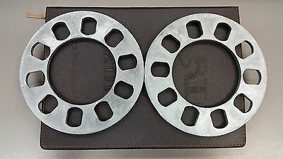 1 Pair of 2 x 8mm 5 Stud / Hole Wheel Spacers 5/114.3 and 5/120 Spacer