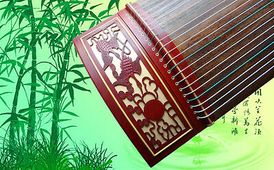 "64"" DunHuang GuZheng Traditional Chinese musical instrument Chinese zither #T031"