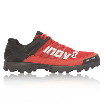 Inov-8 Mudclaw 300 Fell Mens Red Black Running Trail Sports Shoes Trainers
