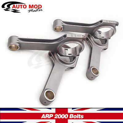 Conrod fit Opel Vauxhall Astra Calibra Zafira C20LET Z20LET C20XE Con Rod Bielle