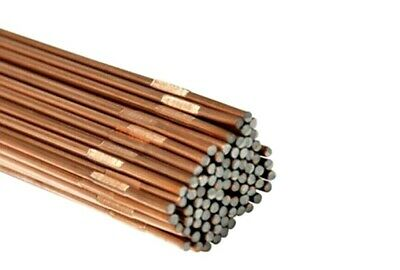 495mm Gas oxy welding rods. CCMS. Copper coated. Mild steel. 3.2mm