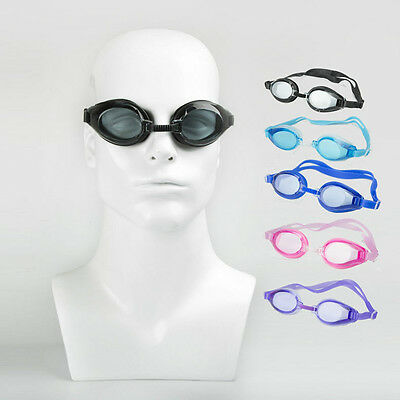 Durable Colorful Swimming Goggles Swim Necessary for Adult Unisex