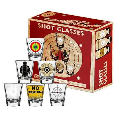 Shot Glasses - Literally!