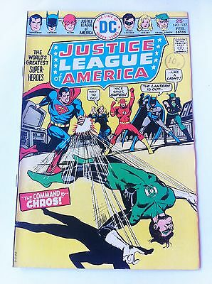 Justice League of America 127 DC 1975 VF+