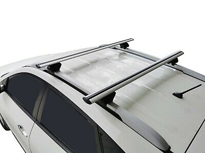 Alloy Aero Roof Rack Luggage Basket Carrier Cage Pre-assembled For Prorack L