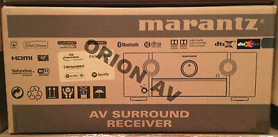 Marantz SR5012 7.2 Ch 4K Ultra HD AV Receiver  with Bluetooth Wi-Fi Brand New
