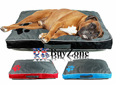 Dog Cat Pet Waterproof Bed Mat Cushion Mattress Double Sided Washable Cover