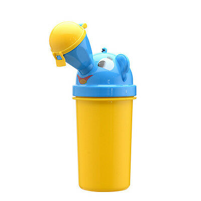 Portable Travel Baby Urinal Potty Boy Bottle Toilet Vehicular Outdoor Useful