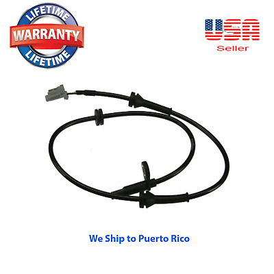 ABS Wheel Speed Sensor: Front- Left Fits: Nissan Sentra 2007-2012  2.0L 2.5L