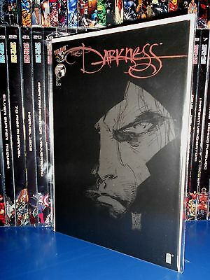 The Darkness N.1 Black Variant Cover Usa, Top Cow, Ennis, Silvestri