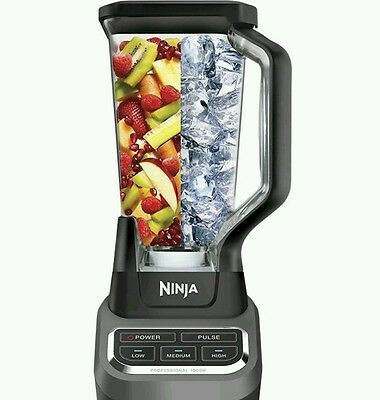 Ninja Professional Blender 3-Speeds Blender