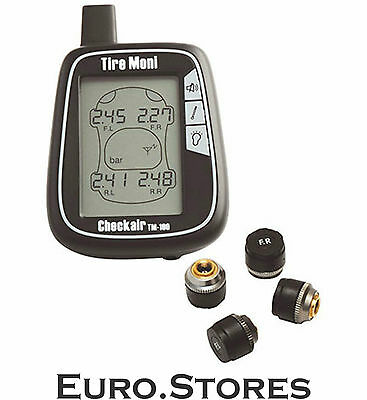 TireMoni TM-100 Tire Pressure Monitoring System Genuine New