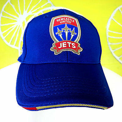 NEWCASTLE JETS media CAP       ONE SIZE FITS ALL     ISC