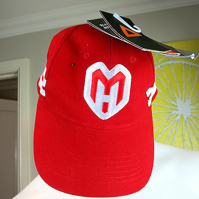 Melbourne Heart Media Cap     One Size Fits All