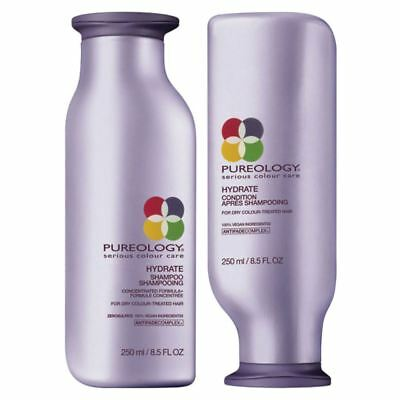 Pureology Hydrate Shampoo & Conditioner 250ml