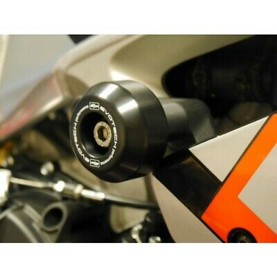Aprilia RSV4 RF 2015 - Onwards Evotech Performance Crash Bobbins